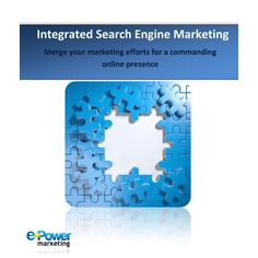 Integrating your online marketing strategy is the key to strong search visibility! Learn more with our new White Paper.