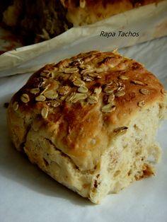 pão de muesli