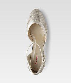 Rainbow Bride Sling Pumps shoes
