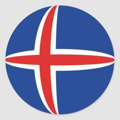 Shop Iceland Fisheye Flag Sticker created by FlagAndMap. Iceland Flag, Political Events, Patriotic Decorations, National Flag, Round Stickers, Custom Stickers, Flags, Wall Art, Round Labels