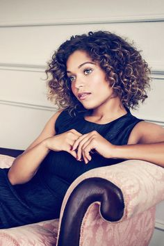 If I ever get brave- this is gorg Antonia Thomas