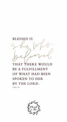 she who believed iphone wallpaper// scripture wallpaper