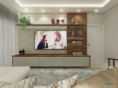 The living room.me of the palimanan. Living Room Tv Cabinet, Ikea Living Room, Pooja Room Door Design, Dining Room Design, Wall Unit Decor, Tv Unit Furniture, Living Room Tv Unit Designs, House Ceiling Design, Bedroom Furniture Design