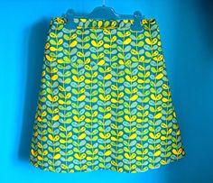 A-lijn rok maken