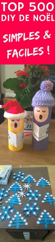 TOP500 des DIY de Noël simples et faciles à faire soi-même !