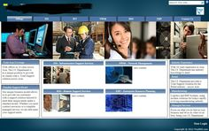 An Hong Kong company wants to enterprise portal website with user-friendly functionality and UI customization.