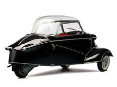 1956 Messerschmitt KR 200                                                                                                                                                                   Estimate:$40,000-$50,000 US