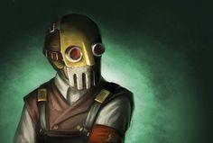 Fornax / Steampunk by Carlos Sallas