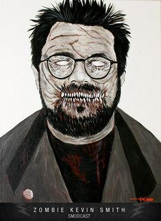 kevsmith - Zombie Celebrities  <3 <3