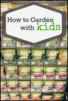 Tips for Gardening with Kids | 4tunate.net