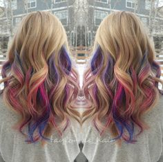 Underlights Hair Color Trend | POPSUGAR Beauty Photo 15