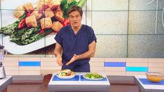 Sneak Peek: Dr. Oz Shares the Total 10 Meal Plan: Dr. Oz explains how the protein-packed smoothie, lunch and dinner recipes will keep you full until your next meal.