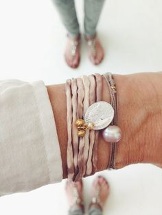 VYVYN Hill. Beautiful Italian designed jewelry. Lots of inspiration on this site for diy!