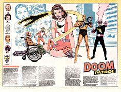 doom patrol - Google Search