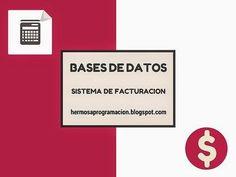 Diseño base de datos Sistema de Facturación