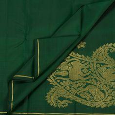 Kanakavalli Handwoven Kanjivaram Silk Sari 1006705 - Sari / All Saris - Parisera