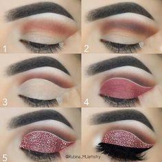 Gorgeous Makeup: Tips and Tricks With Eye Makeup and Eyeshadow – Makeup Design Ideas Makeup Goals, Love Makeup, Diy Makeup, Makeup Inspo, Makeup Inspiration, Makeup Tips, Beauty Makeup, Makeup Hacks, Girls Makeup
