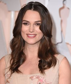 Try Keira Knightley's hairstyle next wedding. 14 ways to style your hair for every nuptial on your docket so you never wear the same 'do.