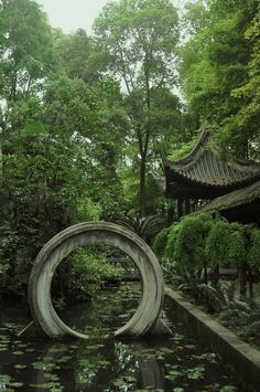 Ring, Manjushri (Wenzhu) Monastery, Chengdu, Sichuan.- I look forward to going to Chengdu next spring!