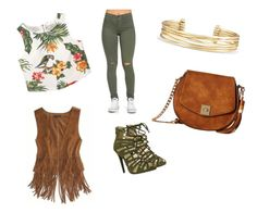 """""""Untitled #1"""" by luz-diana on Polyvore featuring MANGO, American Eagle Outfitters, Stella & Dot and Gabriella Rocha"""