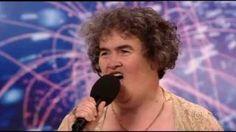 Susan Boyle - Britains Got Talent 2009 Episode 1 - Saturday 11th April | HD High Quality, via YouTube.