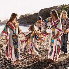 Kaftane, Playsuits und Sarongs: Die schönste Beach-Wear für den Sommer-Urlaub