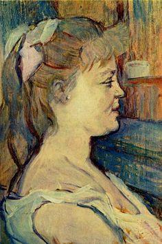 Femme de Maison by Henri de Toulouse-Lautrec