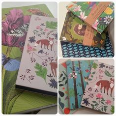 Roger la Borde goodies in stock at our South African stockist, The Deckle Edge