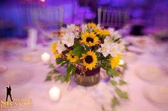 Sunflower centerpiece :)