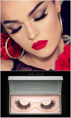 Choose Voila Lash if you want full voluminous lashes | http://esqido.com | Picturresque