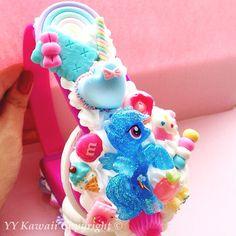Kawaii Decoden kitty my little pony or anime sweets and treats fairy kei headphones on Etsy, £36.29