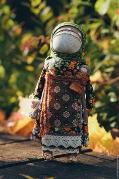 Купить Берегиня - разноцветный, народная кукла, берегиня, оберег, оберег для дома, обереги в подарок, лапти