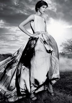 NY Times T Style Women's Spring Fashion 2013 for  Sølve Sundsbø