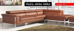 Sedacie súpravy http://www.komfort-nabytok.sk
