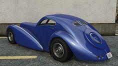 Truffade Z-Type | GTA 5 Cars