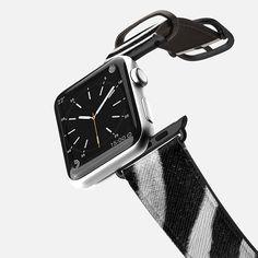 3dd0793c199 Casetify Apple Watch Band (38mm) - Zebra Stripes by Christy Leigh