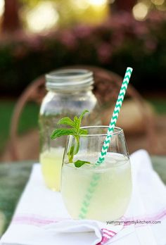 Yummy Mummy Kitchen: Sugar Free Lemonade Recipe