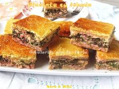 » Placinta cu lobodaCulorile din Farfurie Spanakopita, Zucchini, Bacon, Ethnic Recipes, Food, Essen, Meals, Yemek, Pork Belly