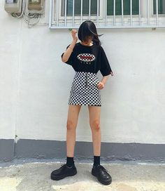 Uploaded by kel.lin. Find images and videos about fashion, grunge and outfit on We Heart It - the app to get lost in what you love.