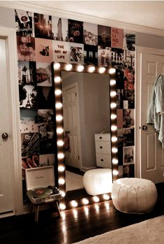 dream rooms for teens ; dream rooms for adults ; dream rooms for women ; dream rooms for couples ; dream rooms for adults bedrooms Cute Room Ideas, Cute Room Decor, Girl Decor, Teenage Room Decor Diy, Diy Room Ideas, Ideas Decoración, Room Wall Decor, Diy For Room, Cool Home Decor