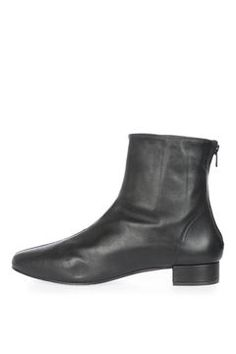 KROME Leather Boots