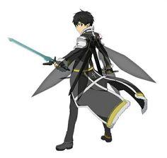 Sword Art Online | Alternate ALO Kirito Outfit