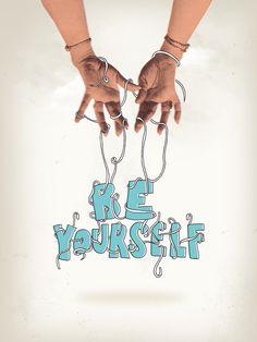 Be Yourself | Nazario Graziano .com
