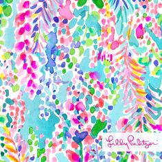 Baby Girl Monogram Gown with Lilly Pulitzer Fabric Lilly Pulitzer Patterns, Lilly Pulitzer Prints, Lily Pulitzer Painting, Lilly Pulitzer Iphone Wallpaper, Lily Pullitzer, Collor, Textiles, Painting Inspiration, Scrapbook Paper