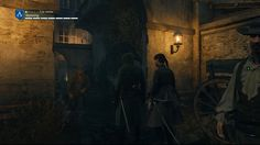The original video sequence from #‎AssassinsCreedUnity has been dialogue enhanced to provide an interesting exchange between a lady and me. Check out the lady who has a longer sword than me. But I have a bigger pistol. http://youtu.be/t89dw9YZSVs