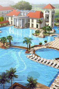 Love the pool idea!