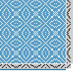 I have been playing so much with profile drafts that I decided to make some of my own. After studying Bertha Gray Hayes' patterns so much, ...