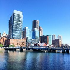 Moving to Boston // BlondeBananaBlog.com