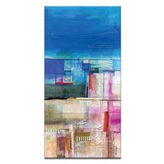 Dream Passage No.1 by Kathy Morton Stanion Painting Print on Canvas