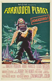 FiftyFifty.me- a challenge to read 50 books and watch 50 movies in 2013. Movie 13/50: Forbidden Planet